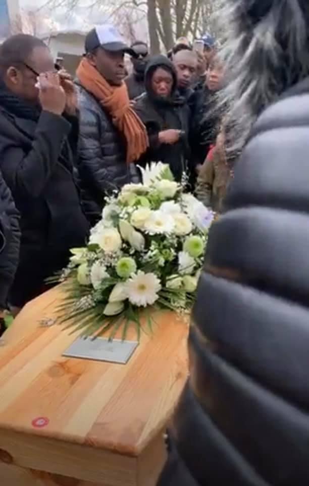 décès d'Erickson le Zulu,inhumation à Créteil