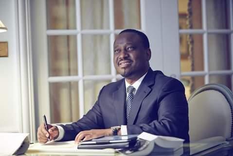 Président de la République,Guillaume Soro