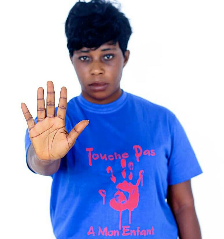 Journée de la femme,Ne touche pas à mon enfant