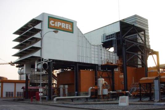 IFC,Centrale électrique