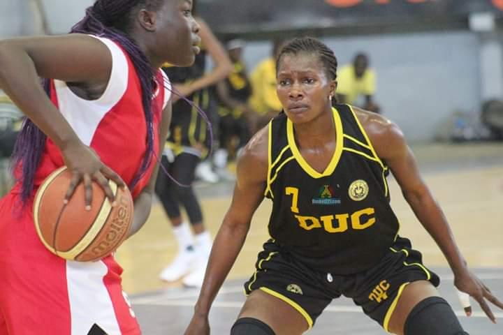 Basketball,Djéfarima Diawara