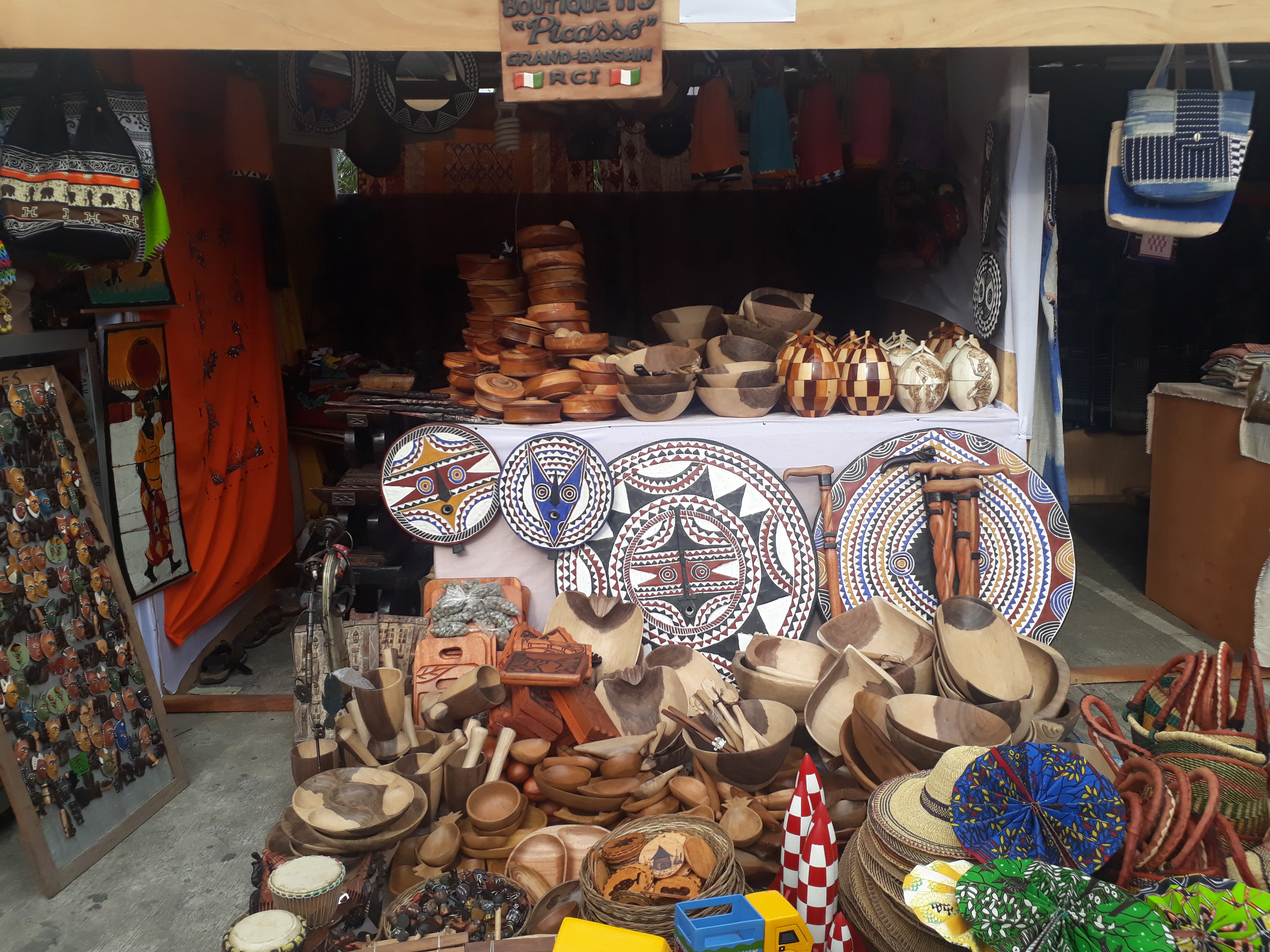 MASA 2020,Exposition,diversité culturelle,Abidjan