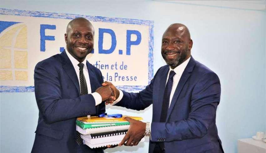 Fonds de soutien et de développement de la presse,FSDP,Abdou Abdou