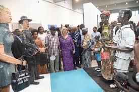 Musée des cultures contemporaines Adama Toungara,  Abobo, Dominique Ouattara,