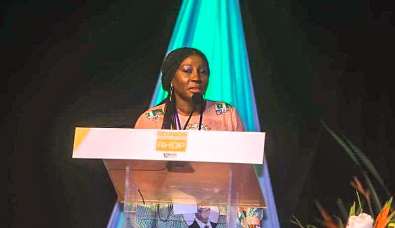 Kandia Camara,RHDP,conseil,Yamoussoukro