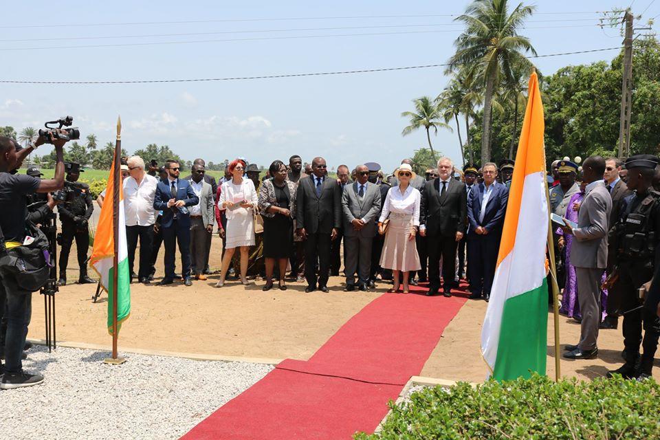 attaque de grand-bassam,Côte d'Ivoire