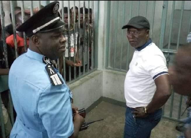 Ange Kessi,commissaire du gouvernement,MAMA,Maison d'arrêt militaire d'Abidjan