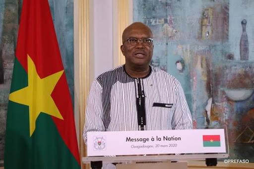 Burkina Faso,Coronavirus,couvre-feu
