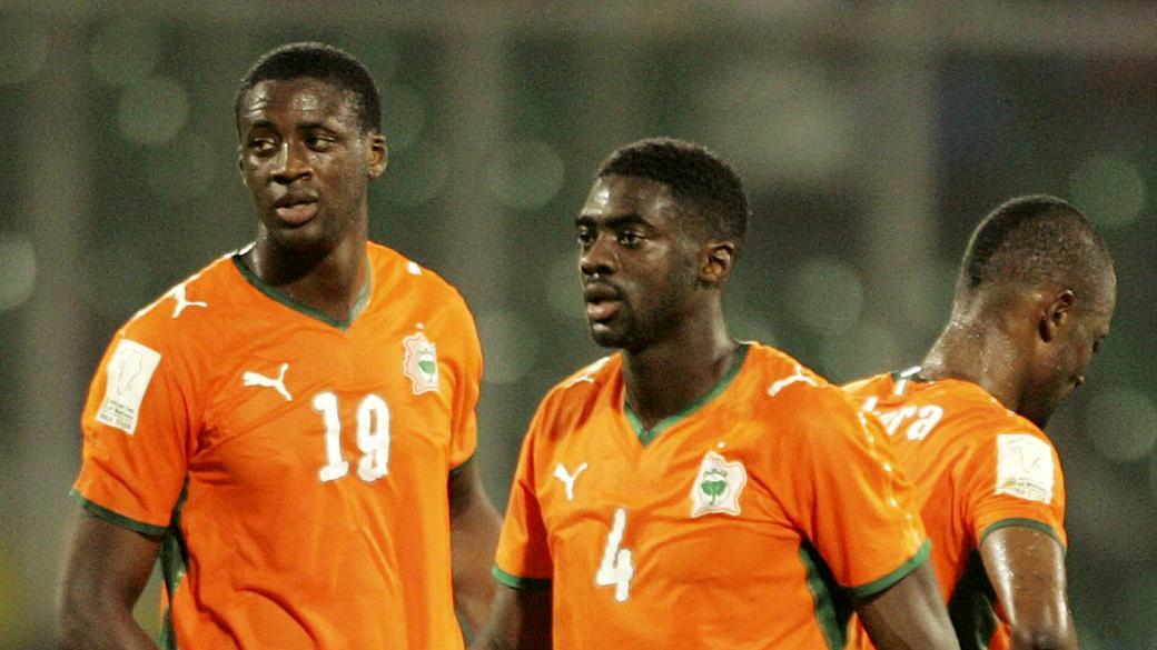 Football,Kolo Touré,Yaya Touré
