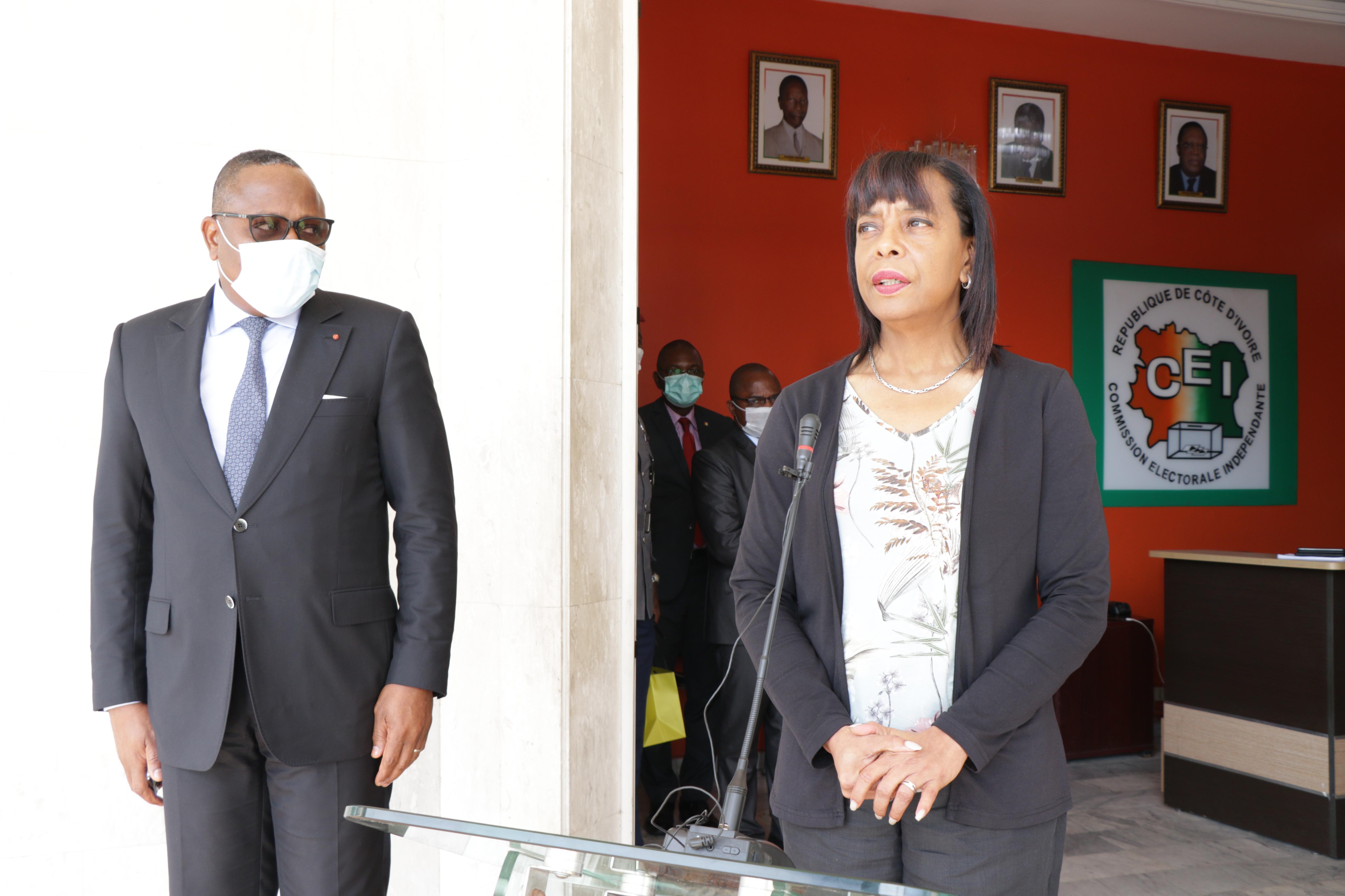 processus-electoral-le-president-de-la-cei-echange-avec-la-nouvelle-representante-du-pnud-en-cote-divoire