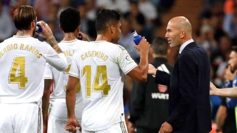 real-madrid-zinedine-zidane-veut-mettre-5-joueurs-a-la-porte