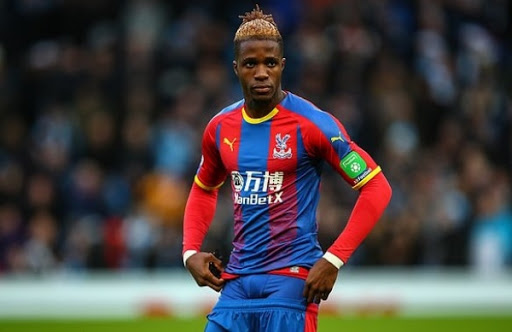 football,Wilfried Zaha,Crystal Palace