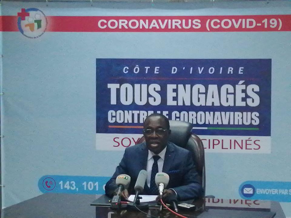 Coronavirus,point de la situation 1er avril
