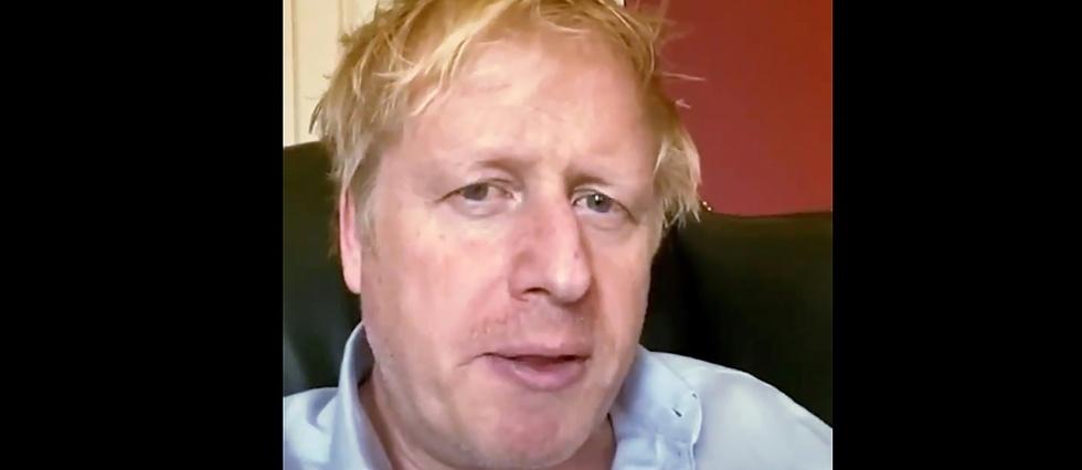 Coronavirus,Boris Johnson,soin intensif