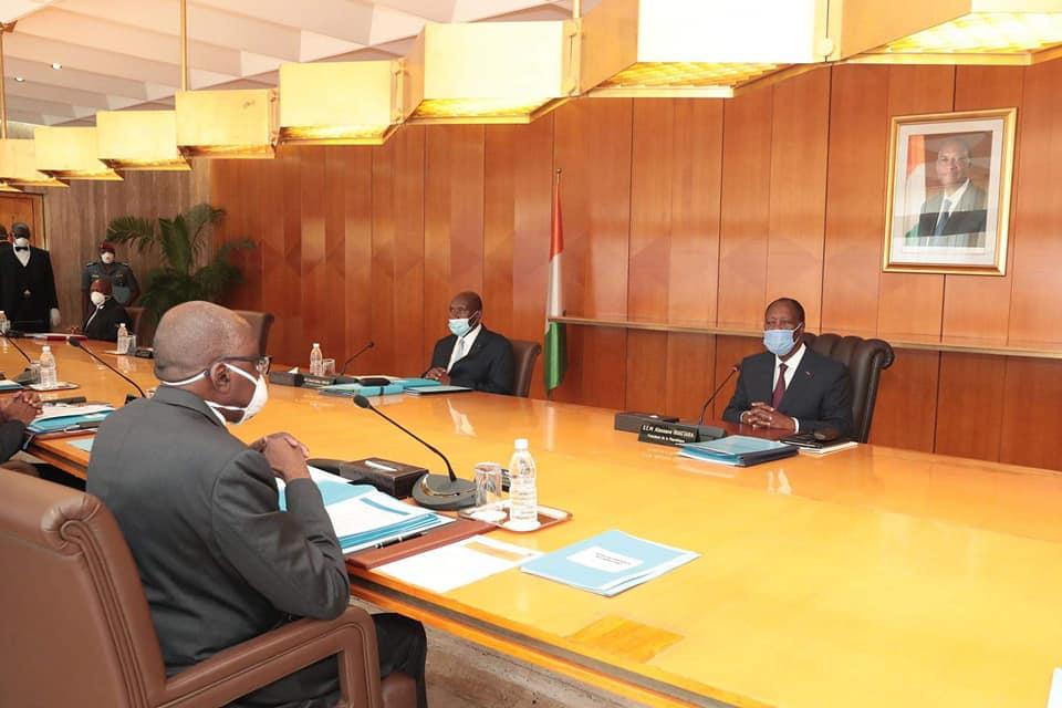 Nomination,ANP,HACA,Conseil des ministres