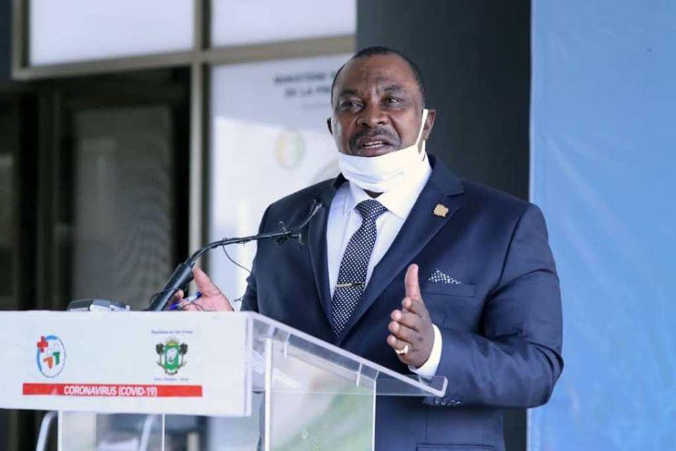 Coronavirus,soutien au secteur agricole,Kobenan kouassi Adjoumani
