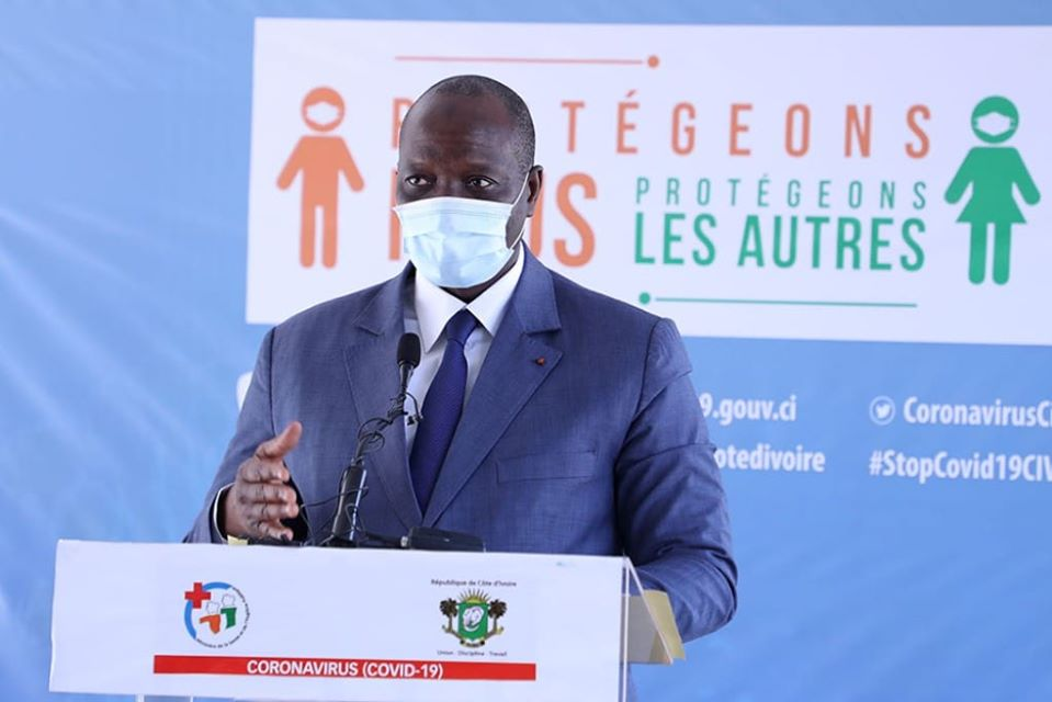 Coronavirus,Télétravail,économie numérique,Mamadou Sanogo