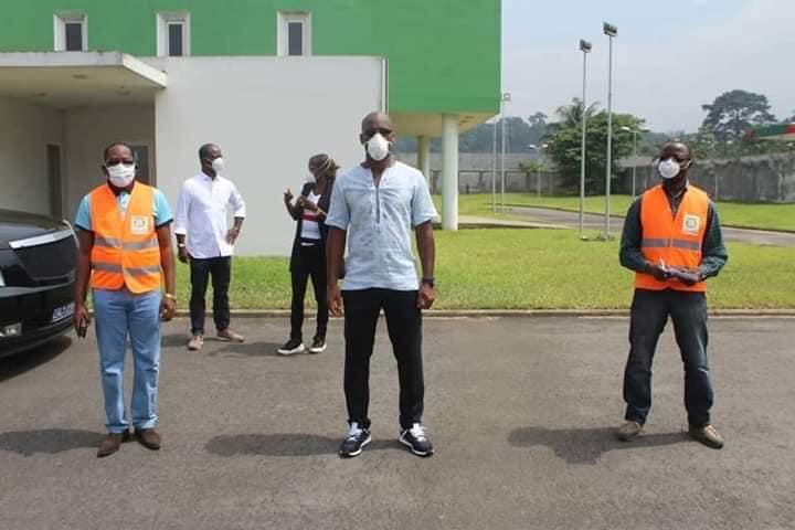 Football,Didier Drogba,Coronavirus