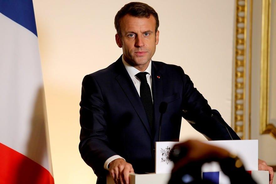 Coronavirus,Emmanuel Macron,dettes,pays africains