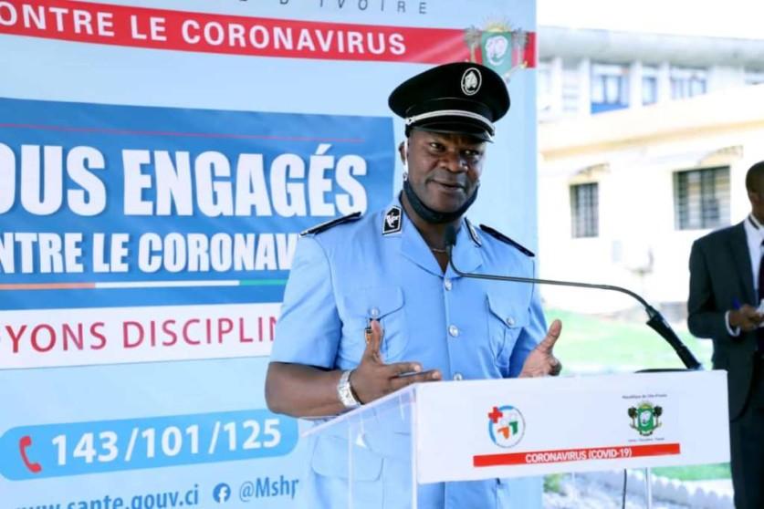 Côte d'Ivoire,Fermeture des frontières,14 individus,Burkinabé