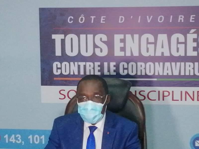 Côte d'Ivoire,34 nouveaux cas,Covid-19,jeudi 16 avril 2010