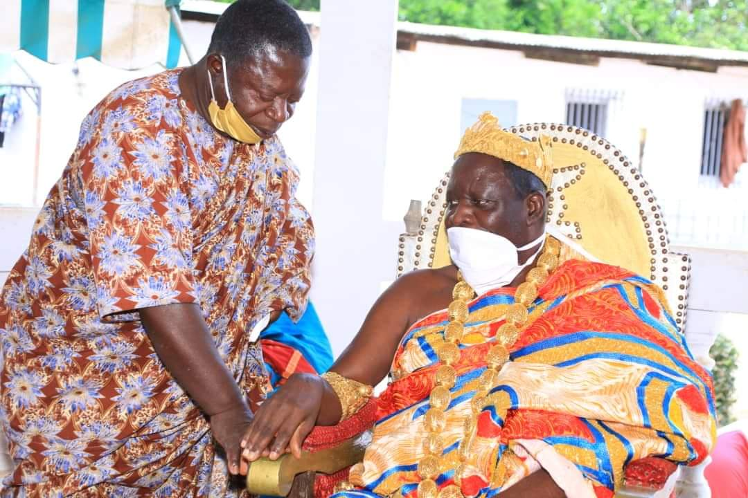 Roi du Sanwi,Royaume du Sanwi,Sanwi,Nanan Douffou III,Amadou Gon Coulibaly
