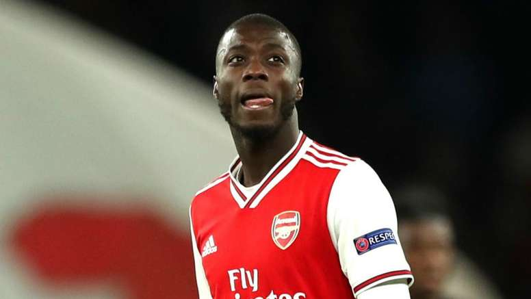 Football,Nicolas Pépé