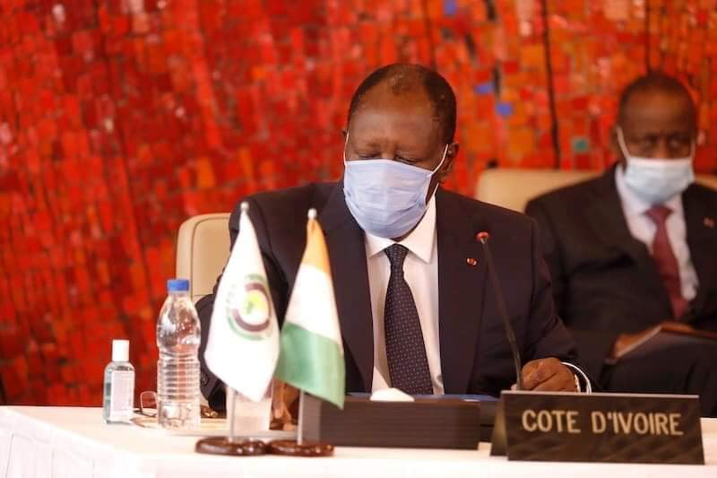 Sommet,cedeao,alassane Ouattara