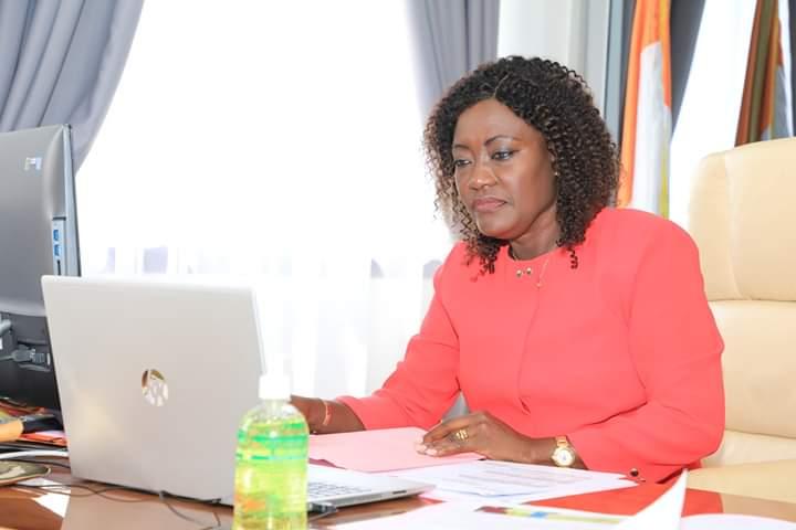 Fonds national de solidarité et de soutien humanitaire,Mariatou kone