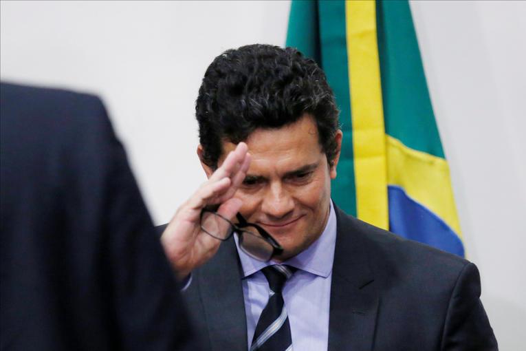 Brésil,démission,ministre de la justice