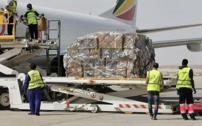 Covid 19, Ethiopian Airlines,