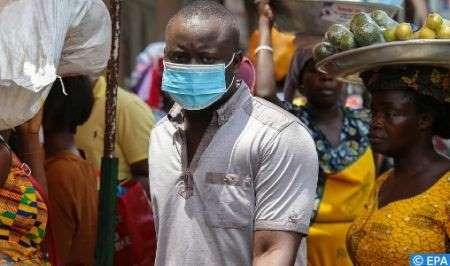 confinement,Ghana,retour progressif à la normale
