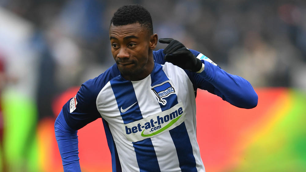 Le Hertha suspend Kalou — Coronavirus