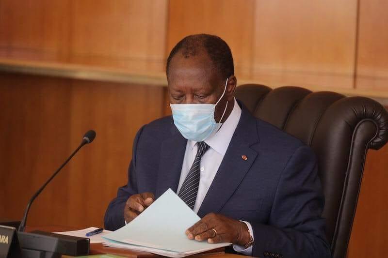 Alassane Ouattara,covid-19,adresse à la nation