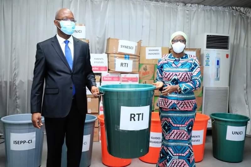 RTI,Kandia Camara,Sidi Touré,don