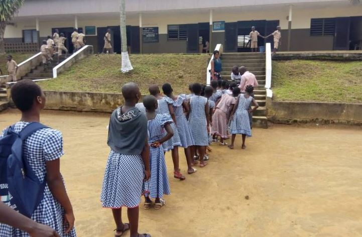 Coronavirus,Reouverture des écoles,Kandia Camara