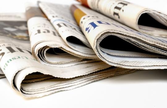 Revue de presse,pres