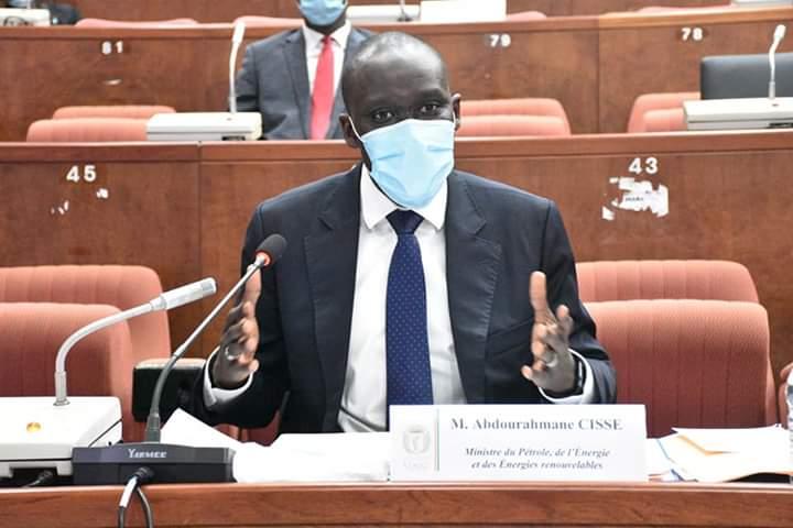 Fonds pour le Programme Electricité pour Tous (Fonds PEPT),,Abdourahmane Cissé, Sénat,