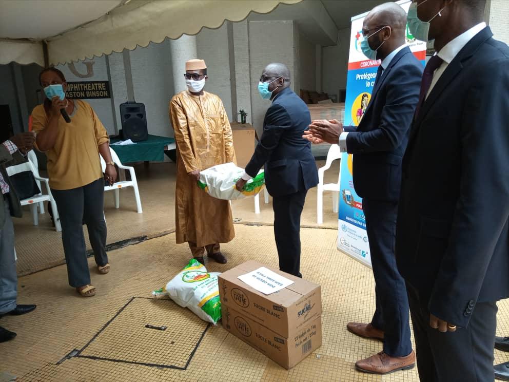 Coronavirus,Sah Analytics,INHP,Petro Sea,PCA,Mamadou Toungara