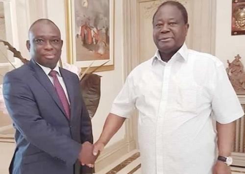Présidentielle de 2020,KKB,Henri Konan Bédié,candidat