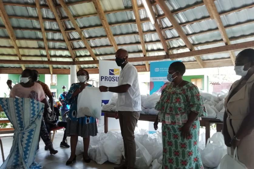 Fondation Didier Drogba,Don,Village SOS Abobo