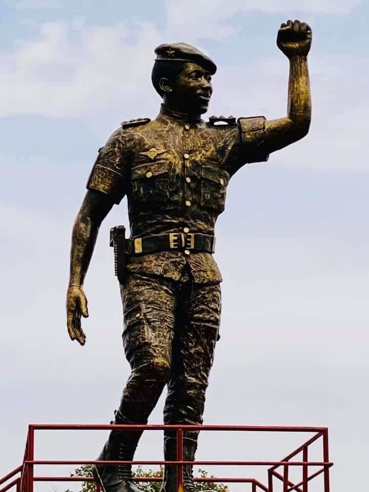 Statut Sankara