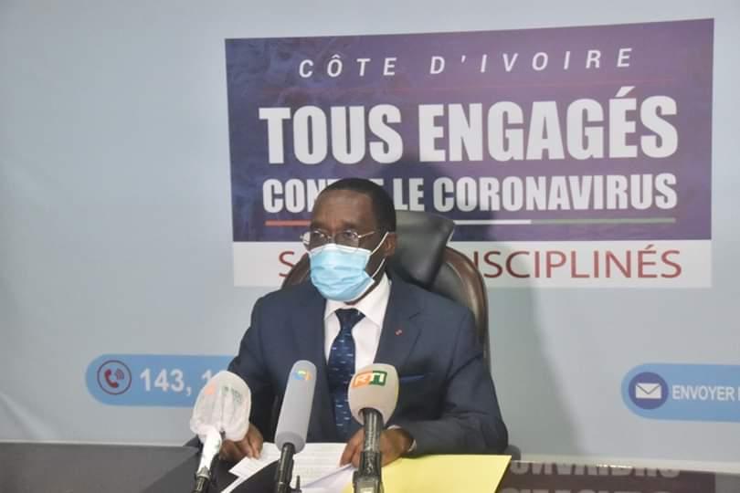 Coronavirus,Covid19,Cote d'Ivoire,Abidjan