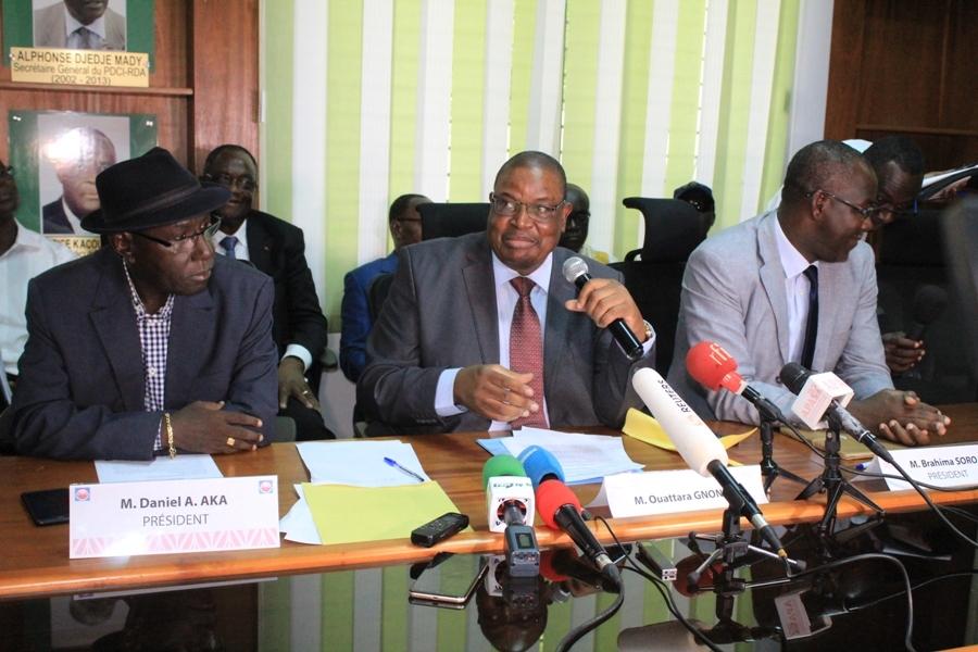 Arrestation,Etienne N'Ponon,EDS,CDRP,plateforme