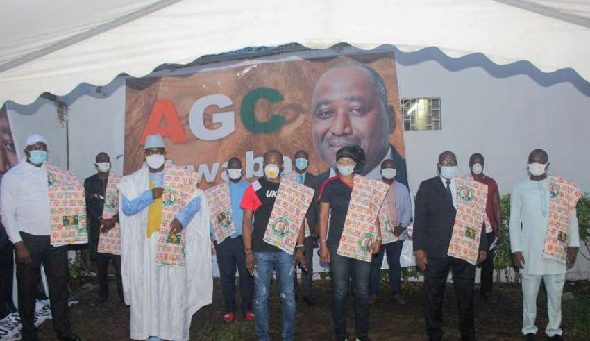 Coronavirus,Amadou Gon