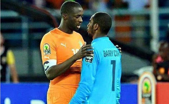 Football,Copa Barry,Yaya Touré,Didier Drogba