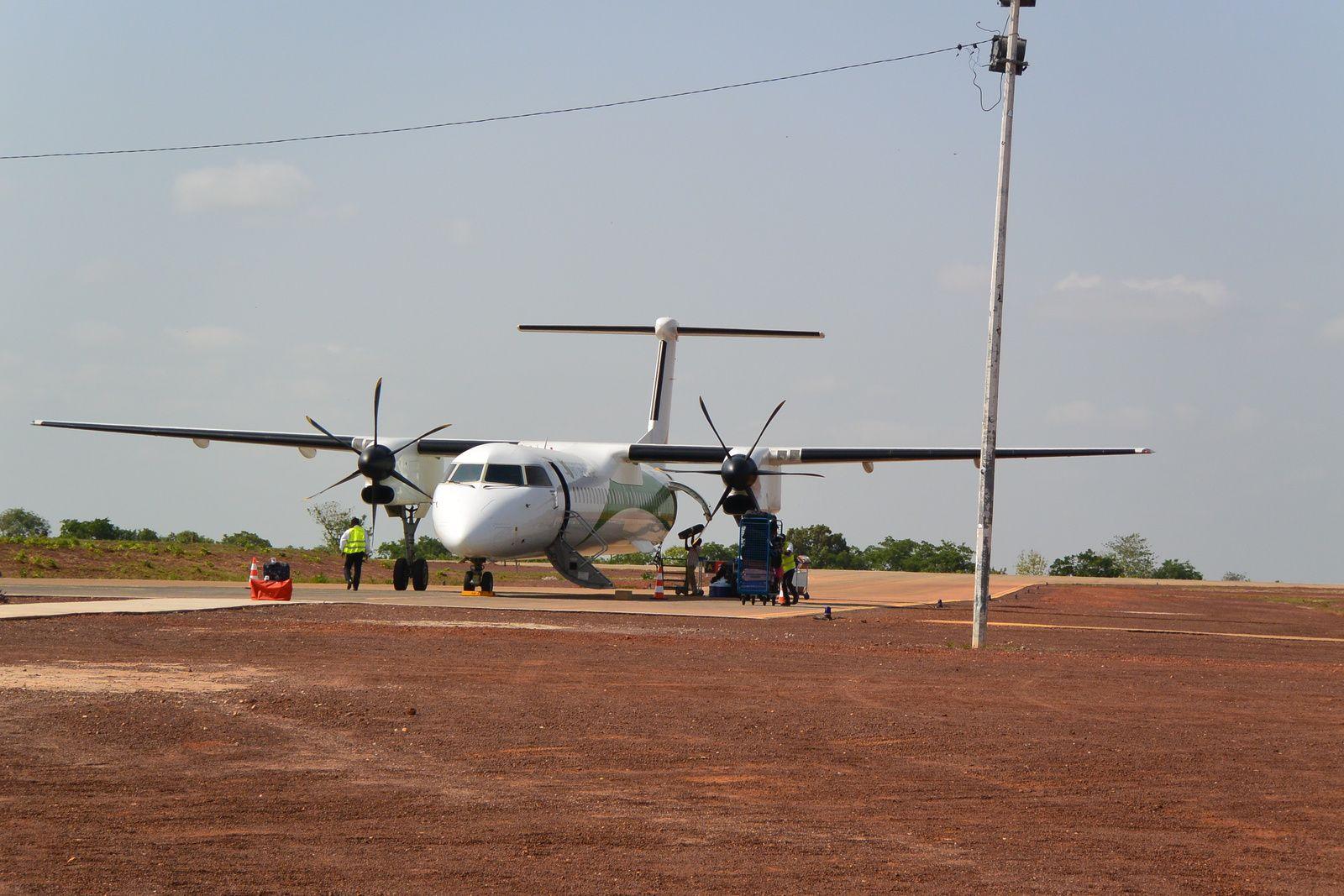 Conseil des ministres,Réhabilitation aéroport,Bouaké Korhogo