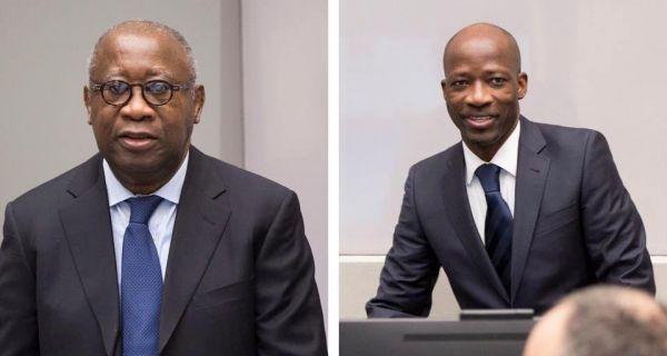 Laurent Gbagbo,Blé Goudé,Cpi