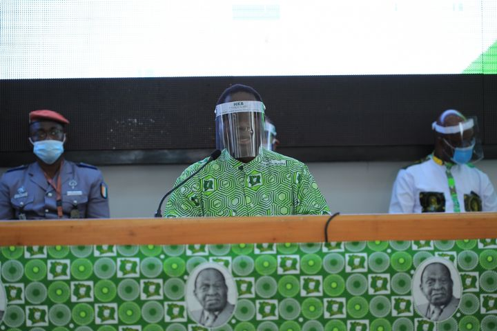 Bureau politique PDCI,Henri Konan Bédié,Discours d'orientation