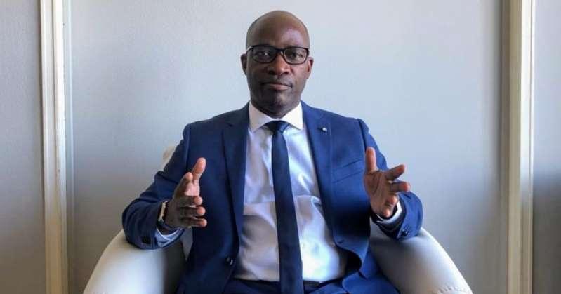 Charles Blé Goudé,interview france24
